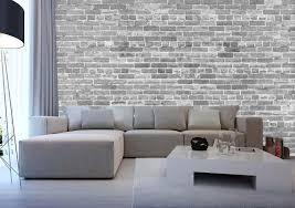 deco mur pierre papier peint imitation pierre pas cher 2017 et papier peint salon