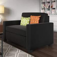 victoria park barcelona faux leather twin sleeper sofa free