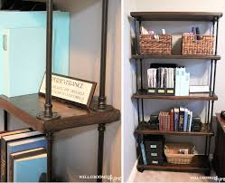 Industrial Bookcases How To Select And Decorate With An Industrial Bookcase U2013 Interior