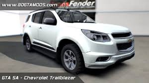 chevrolet trailblazer 2016 gta sa chevrolet trailblazer ltz download youtube