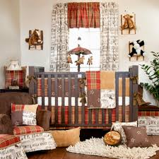 Western Baby Crib Bedding Glenna Jean Baby Boy Cowboy Western Crib Nursery Room