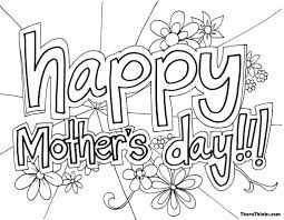mothers day coloring pages coloring pages kids