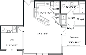 floor plans the village of bedford walk