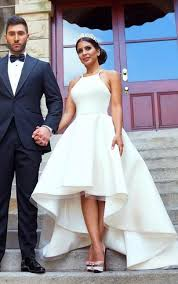 high low wedding dresses hi low wedding dress high lo bidals dresses dorris wedding