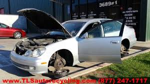 1998 lexus gs300 sedan lexus gs 400 1998 car for parts youtube