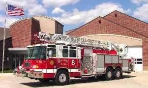 Fire Pit Regulations by Fire Department Elk Grove Village