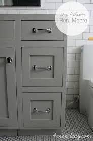 Bathroom Paint Ideas Gray Colors Best 10 Grey Bathroom Cabinets Ideas On Pinterest Grey Bathroom