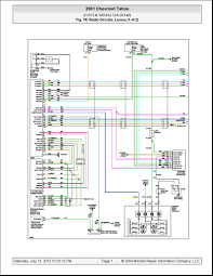 wiring diagram for 95 chevy tahoe 95 tahoe radio wiring diagram