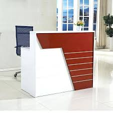 Small Reception Desk For Salon Desk Salon Reception Desks For Sale Melbourne High End Modern