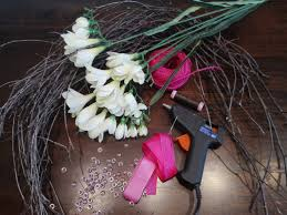 diy birch twig heart wreath our swiss experience