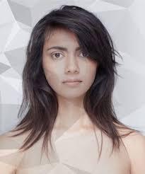what is vertical haircut how to cut a long uniform layer haircut