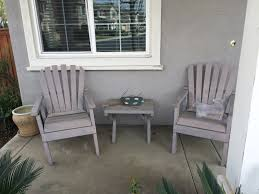 Old Rocking Chair On Porch Furniture How To Fill Your Patio To Make It More Attractive With