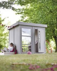 maisonnette de jardin enfant cabane jardin moderne fonctionnelle cabane de jardin moderne et