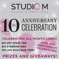 studio m salon and boutique