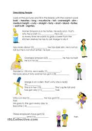 the simpsons worksheets english buscar con google english