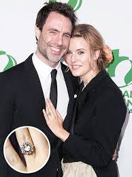 grace engagement ring photo maggie grace engagement ring engagement rings