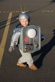 Robot Halloween Costume File Robot Costume Kitchen Colander