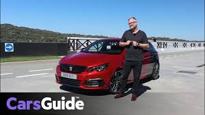 peugeot gti 2017 peugeot 308 gti 2017 review first drive video youtube