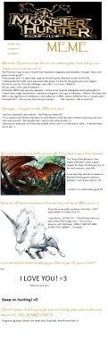 Monster Hunter Memes - monster hunter meme fox by foxzone91 on deviantart