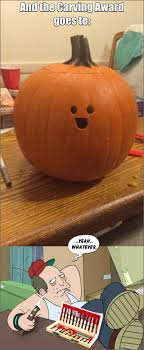 Pumpkin Carving Meme - for an exquisite effort and fabulous design by fraterbbobbo