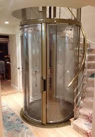 visilift round home elevator home elevator pinterest