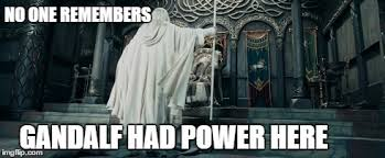 You Have No Power Here Meme - every i see you have no power here meme imgflip