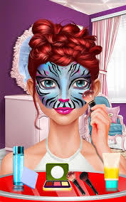 face paint party girls salon android apps on google play