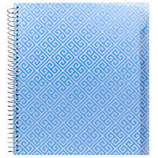 pattern play notebooks studio c pattern play notebook 11 x 9 5 subjects college ruled 300