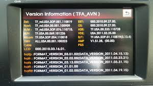 lexus rx300 navigation gps map data update for 2013