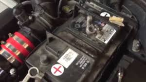 2011 vw gti battery replacement detailed removal and install