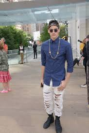 men necklace style images Street style new york jpg