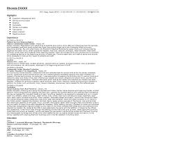 Resume Samples In Usa by Patient Service Representative Resume Sample Quintessential