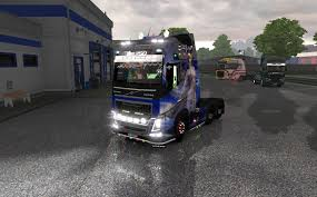 volvo commercial 2016 volvo fh 2012 mtp mega tuning 1 22 mod euro truck simulator 2 mods