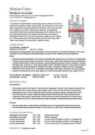 Medical Assistant Resume Template Free Medical Laboratory Assistant Resume Template Premium Resume