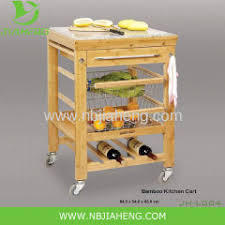international concepts unfinished kitchen trolley from china