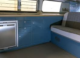 Vw T2 Campervan Interiors How Much Dubteriors Quality Vw Camper Interiors