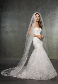 bridal veil wedding veils morilee