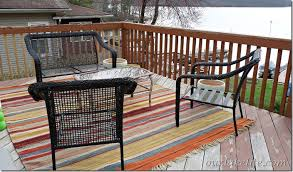 Best Outdoor Rug For Deck Our Lake Life Upstairs Deck Archives Page 2 Of 2 Our Lake Life