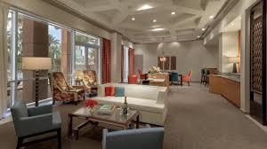 Living Room Vs Parlor Galveston Accommodations Moody Gardens Hotel
