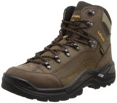 hiking boots s canada reviews lowa s renegade gtx mid hiking boot sepia sepia 10 5 m us