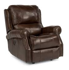 Wayside Furniture Akron Ohio by Flexsteel Latitudes Miles Traditional Power Glider Recliner With