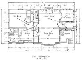 dimensioned floor plan how drawing designs house dimensioning generator ideas build