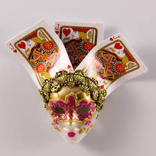 venetian masquerade mask magnet italy venetian masquerade mask jolly with cards
