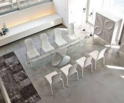 tavolo sala da pranzo tavoli da cucina in vetro foto 23 40 design mag