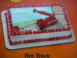 firetruck cakes cool truck birthday cakes criolla brithday wedding