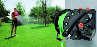 Hose Reel Solution For Yard And Garden Outdoor Faucet Extension Best Garden Hose Reel Reviews U2013 Buyer U0027s Guide 2017