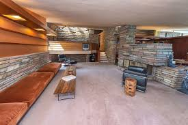 A Study With Walls In by Midcentury Modern Home With U201cscotch And Music U201d Room And Indoor