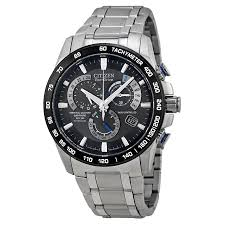 titanium men citizen perpetual chrono a t eco drive titanium chronograph men s