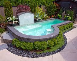 swimming pool designs for small yards 1000 ideas about small pool