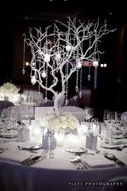 wedding tree centerpieces branch and centerpieces winter wedding centrepiece